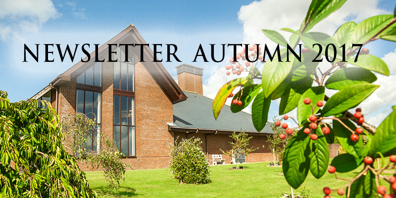 Newsletter Autumn 2017